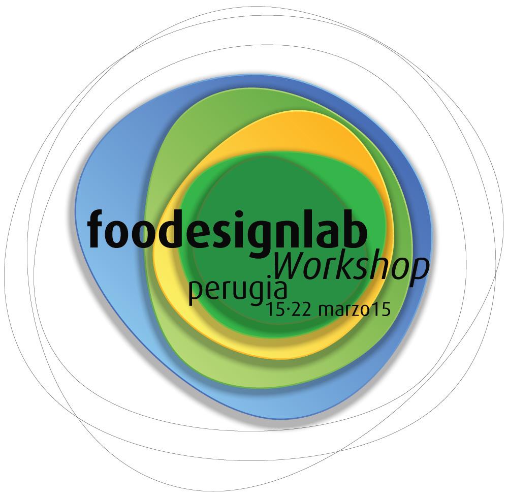 Food Design Lab Workshop, Perugia 15-22 marzo